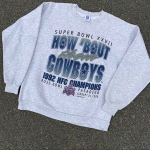 Vintage Dallas Cowboys 93' Sweatshirt